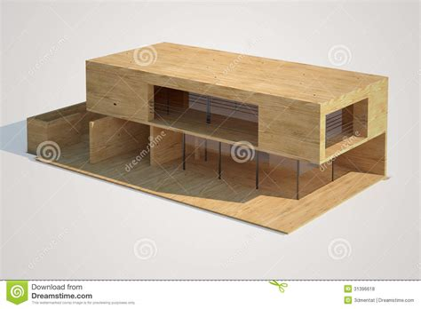 House Design Inspiration Blogs modern house mock up royalty free stock photos image