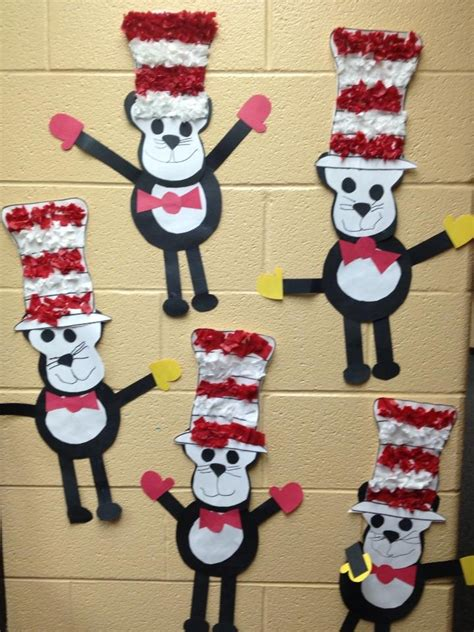 cat in the hat crafts for cat in the hat craft craft ideas