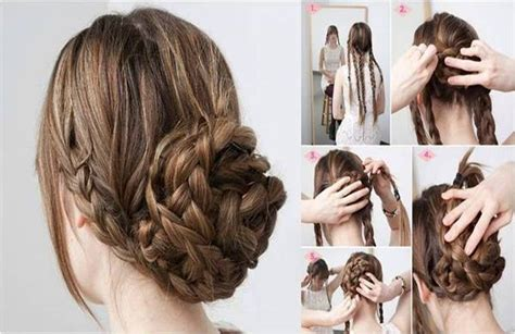 how to put on braided hair learn how to braid your hair easy but with style find