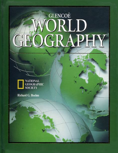 geography picture books world geography a physical cultural approach seton