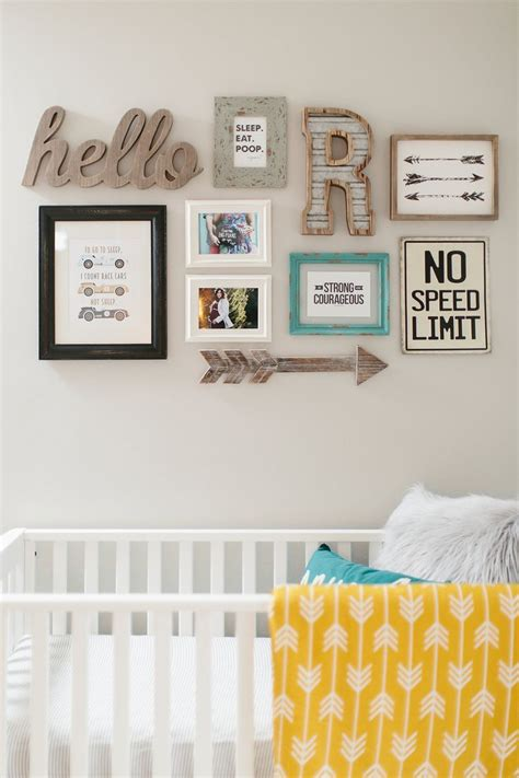 wall decor baby nursery 17 best ideas about nursery wall collage on