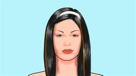 how to hair how to draw realistic hair 6 steps with pictures wikihow