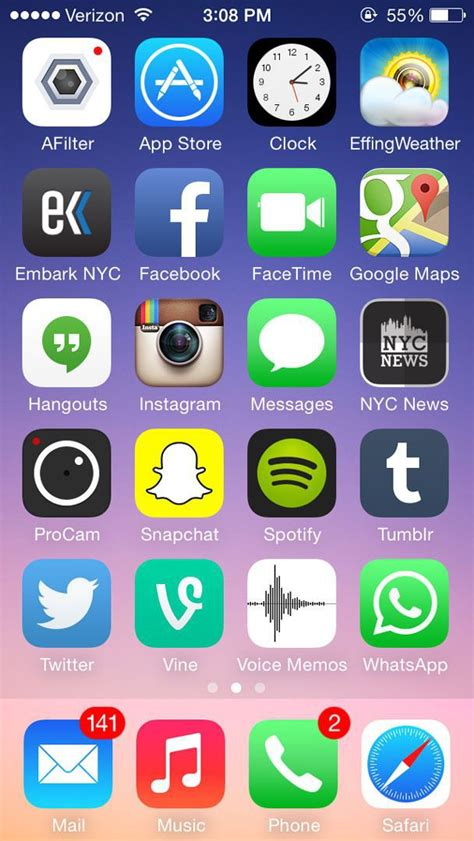 app iphone 7 creative ways to organize your mobile apps