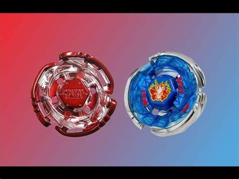 beyblade series beyblade magazine battle series 1 cyber pegasus vs