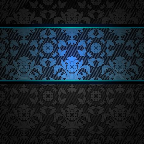 Victorian Style Home Plans set ornament template fabric texture blue ribbons