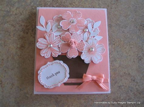 how to make cards easy and beautiful card to make www susywhisenant