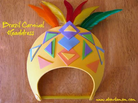 brazil arts and crafts for travel to south america summer crafts for at