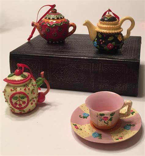 engelbreit teapot ornaments 1000 images about teapot teacup ornaments tea themed