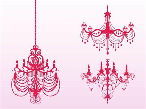 chandelier silhouette clip pink chandelier clipart clipart suggest