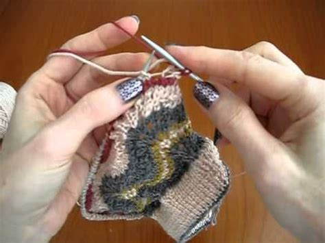 continental knitting tutorial knitting in ends continental tutorial i think i