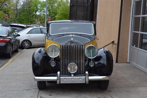 1951 Rolls Royce by 1951 Rolls Royce Silver Wraith Hooper Limousine