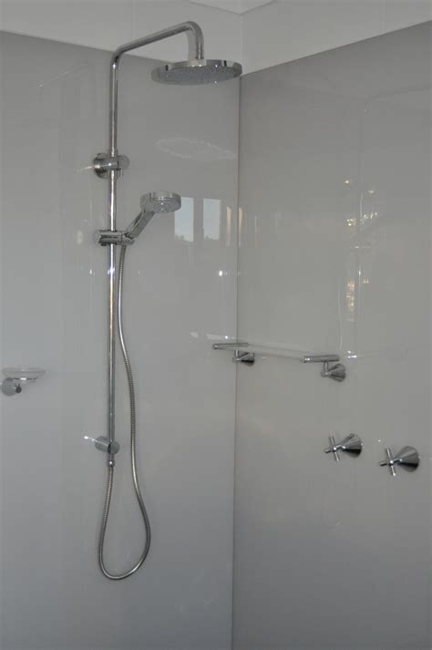 splashback ideas for bathrooms 1000 images about acrylic shower walls on