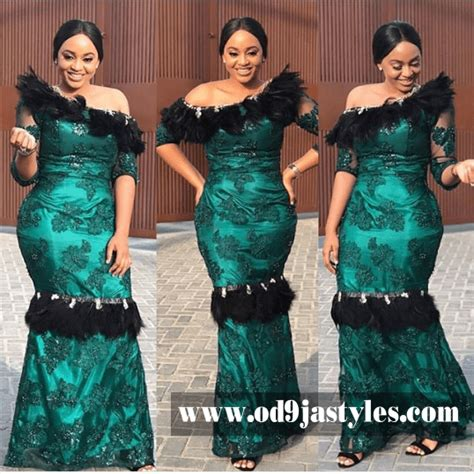 trendy aso ebi styles just for you