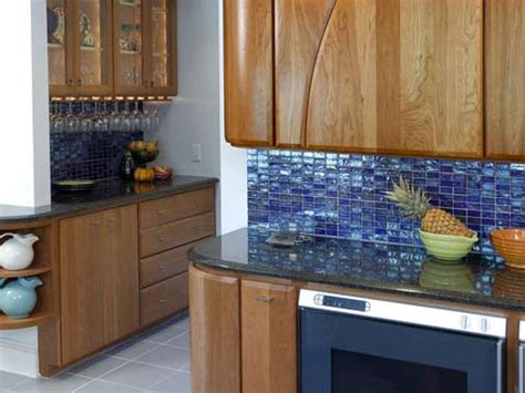 blue kitchen tiles ideas glass tile kitchen backsplash pictures imagine the possibilities