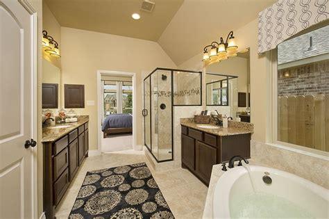 bathroom model new ventana lakes model home 2 714 sq ft master