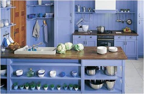 chalk paint para muebles cocina mueble de cocina color azul