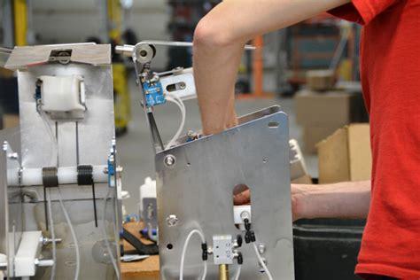 spray painting robot pdf gun cleaners gun flush box brush cap cleaner