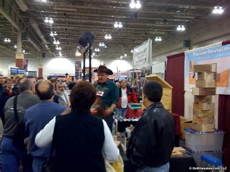 Lalan Woodworking Shows Milwaukee