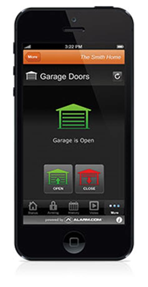 home automation garage door home automation and your garage door hyperion integrators