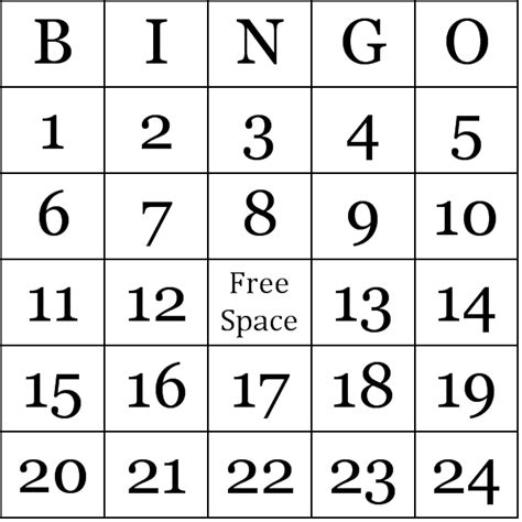 how to make bingo cards with numbers numbers 1 75 bingo cards