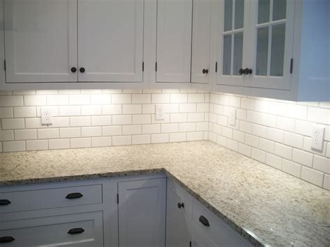 subway tiles for backsplash in kitchen how to choose the best subway tile sizes to get the