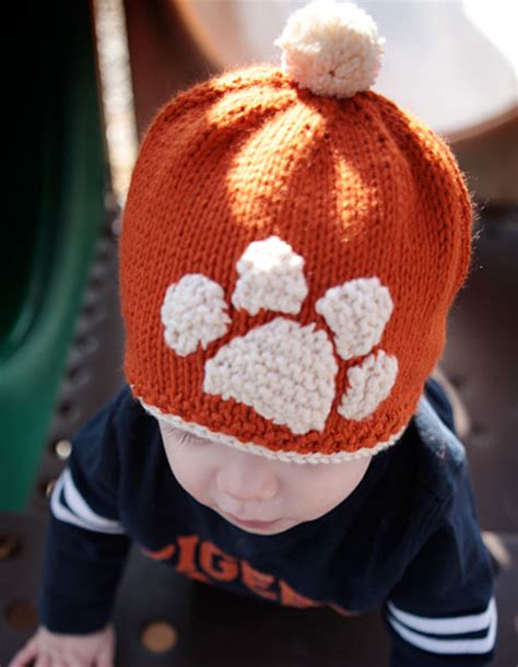tiger knitting pattern free tiger sted hat pattern knitting patterns and crochet