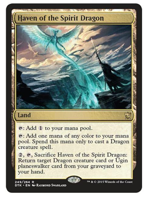 Mtg Best Modern Deck by Haven Of The Spirit Dragon Gatheringmagic The Rumor