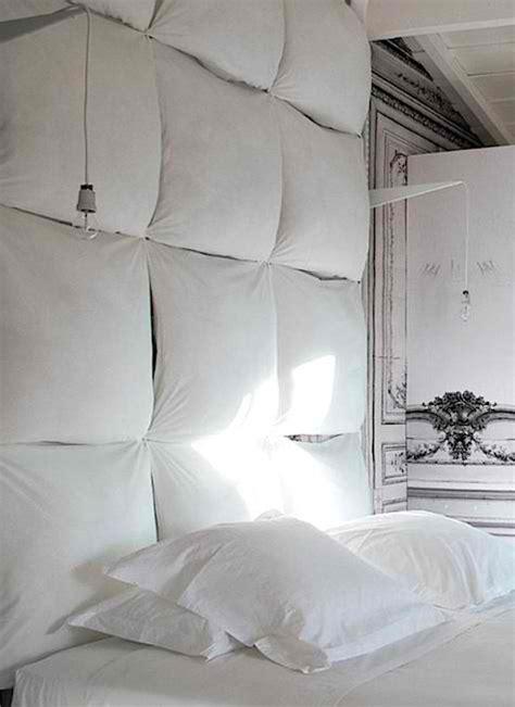 diy pillow headboard pillow headboard ideas