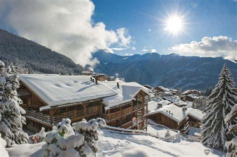 catered ski chalet verbier apartment marmotte seasonal rental leo trippi
