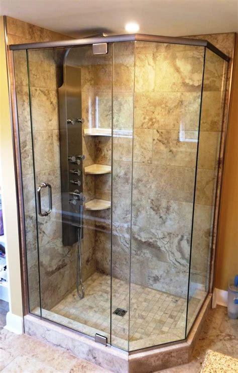 shower doors custom custom shower doors enclosures m t glass