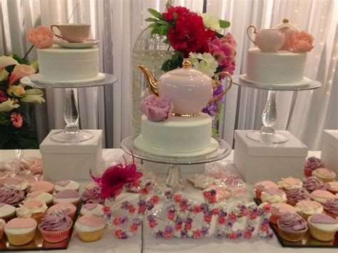 kitchen tea food ideas ideas pretty in pink floral kitchen tea ideas