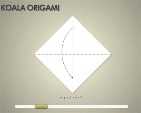 origami learning storyline 2 koala origami animation e learning exles