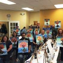paint nite glassdoor escape room company outting aspire technologies