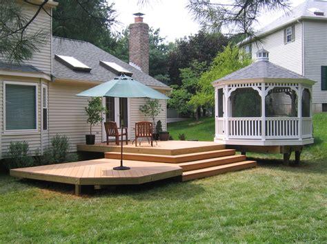 patio and decking designs outdoor decks and patios home interior design
