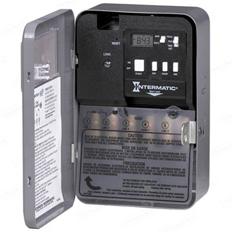 intermatic timer intermatic eh40 electronic water heater timer