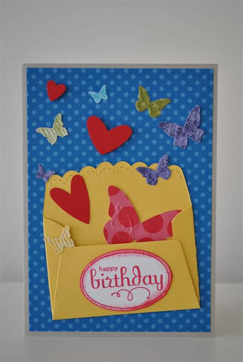 how to make easy birthday cards creative birthday cards ideas www imgkid the image