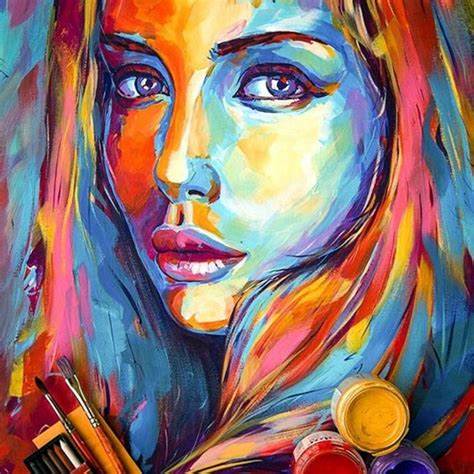 acrylic paint artiste 40 influencing fauvism style exles