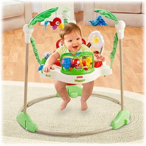fisher price rainforest jumperoo review from mim