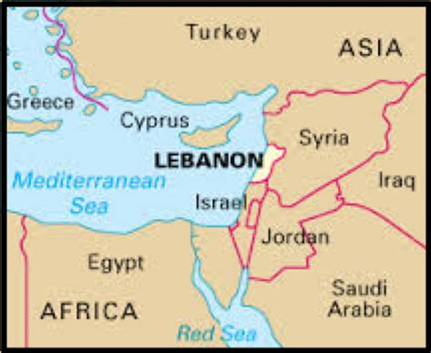 Lebanon Betting Law and Country Information