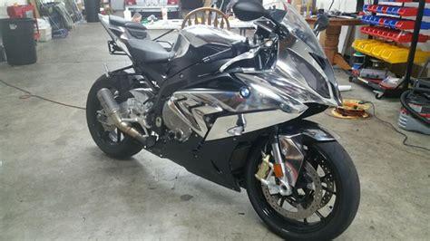 Bmw R1000 by Bmw R1000 Bike Chrome Wrap San Diego Window Tinting And