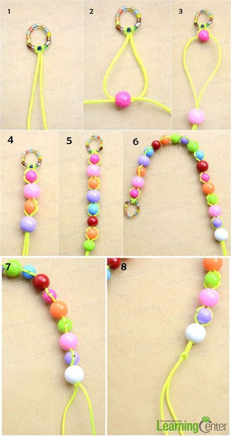 how to make jewelry for beginners bead jewelry for beginners how to make cord