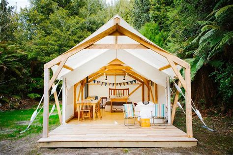 Green Flooring Options six reasons why you should go glamping for your next
