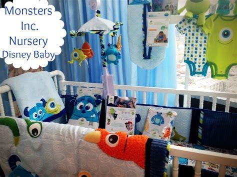 monsters inc crib bedding set disney baby monsters inc nursery bedding and theme