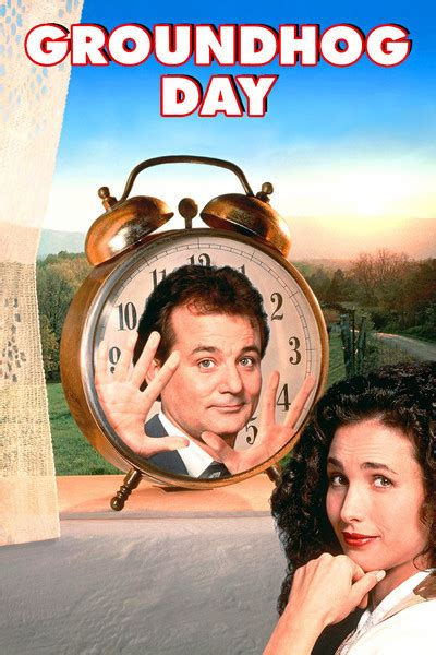 groundhog day cast groundhog day review summary 1993 roger ebert
