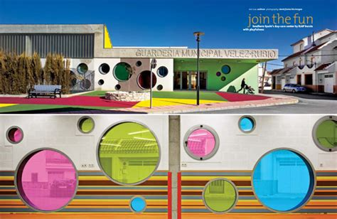 daycare interior design join the a playful daycare center in spain by elap