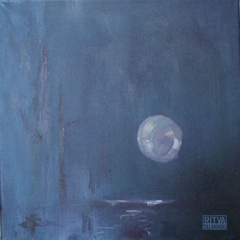 acrylic painting moon 301 moved permanently