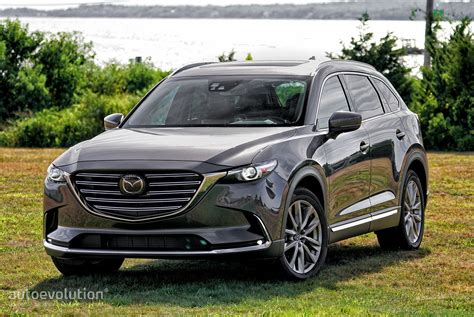 2017 Mazda Cx9 by Driven 2017 Mazda Cx 9 Signature Awd Autoevolution
