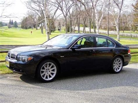 Bmw 745i Problems by Purchase Used 2002 Bmw 745i In Clarkston United