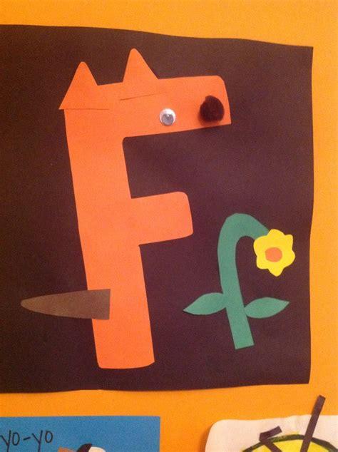 letter a crafts for letter f crafts preschool and kindergarten