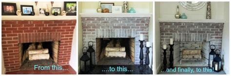 easy fireplace makeover brick fireplace makeover before and after jburgh homes